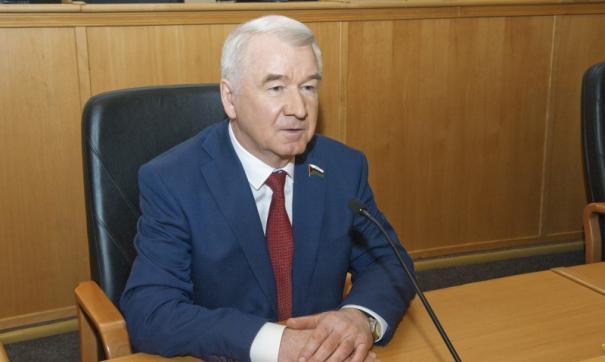 Сергей Корепанов считает избрание губернатором Югры Натальи Комаровой высшей степенью доверия ей