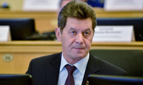 Владимир Ковин поблагодарил селян за труд