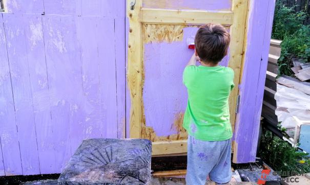 Убран еще один барьер, мешавший некоторым семьям построить свой дом на бесплатном участке