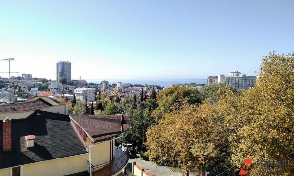 Сочи стал самым популярным городом-курортом Кубани