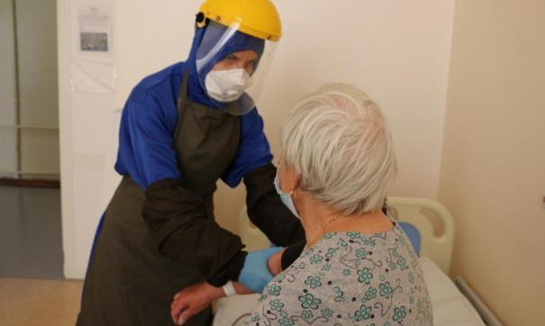 В регионе заботятся о здоровье пенсионеров