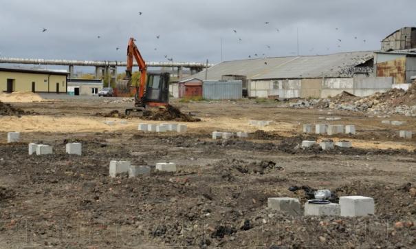 На объекте будет произведена масштабная реконструкция