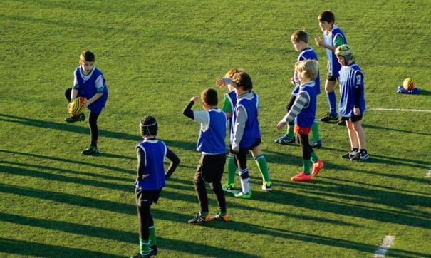 Дети смогут приобщиться к новому виду спорта