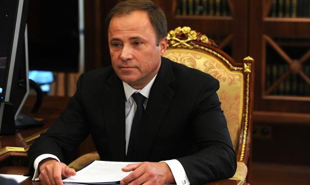 Игорь Комаров занимает должность полпреда президента РФ в ПФО с 2018 года