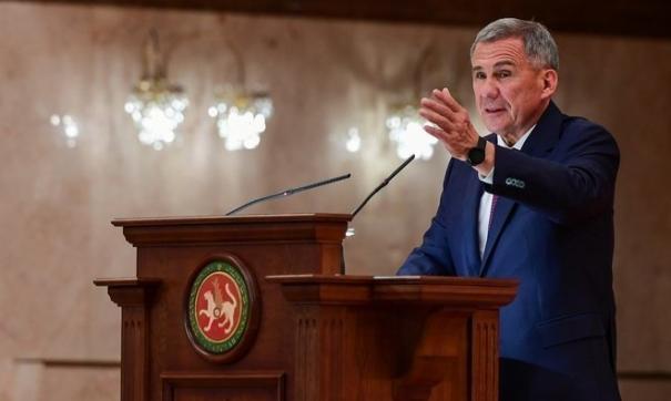 Рустам Минниханов официально вступит в должность