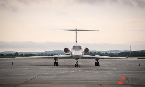 Самолет внепланово сел в Братске из-за плохого самочувствия пассажира