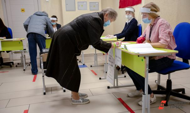 На выборах глав регионов наблюдается высокая явка