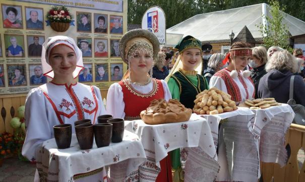 Поволжская агропромышленная выставка открылась в Самарской области