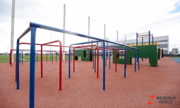 В Уссурийске открыли современный спорткомплекс для детей и взрослых