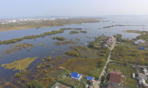 Дегтярев взял под личный контроль ситуацию с паводком в крае