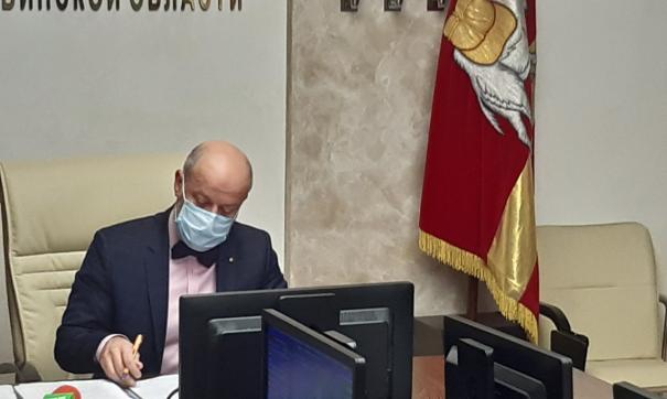 Сергей Обертас назвал, кому достались мандаты