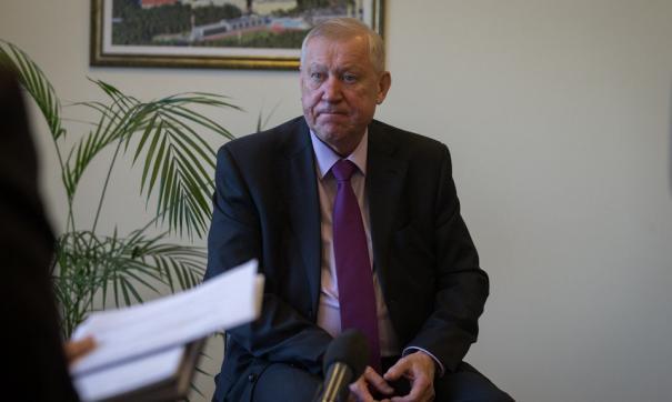 Евгений Тефтелев обвиняется в получении взятки