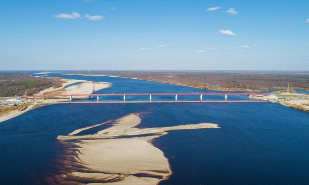 Глава Ямала назвал дату запуска Пуровского моста