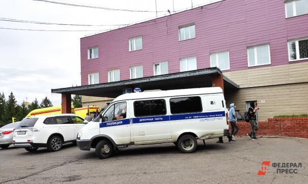 В Сургуте выписали девочку, которая отравилась психоактивным веществом