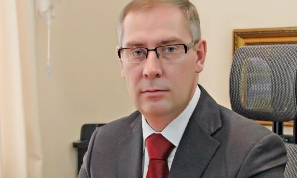 Андрей Нестерук стал депутатом окружного парламента.