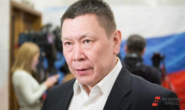 Григорий Ледков наделен полномочиями члена Совета Федерации от Ямала