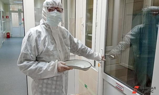 228  человека заразились коронавирусом в «тюменской матрешке»