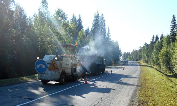 Благодаря допфинансированию план по ремонту на  год удалось нарастить с 250 до 300 км дорожного покрытия