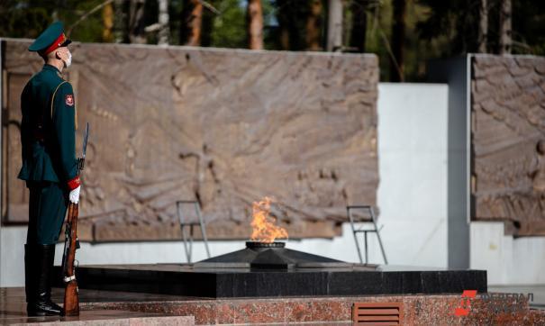 Всего запланированы благоустройство и ремонт 80 воинских захоронений
