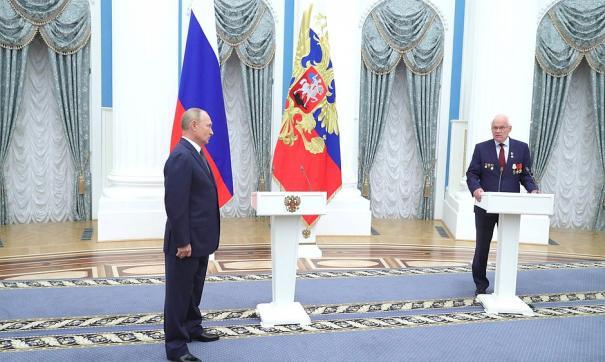 Президент встретился с работниками атомной промышленности