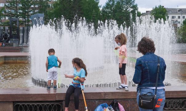 Ирина Волынец о поддержке семей с детьми