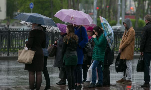 Три человека пострадали. Последствия шторма в Москве