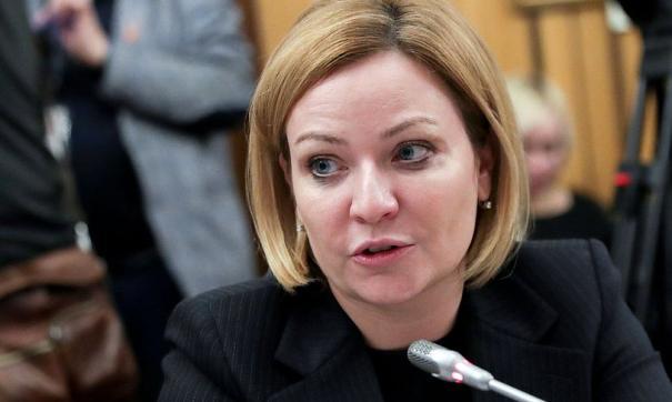 Глава Минкультуры Ольга Любимова повторно ушла на самоизоляцию