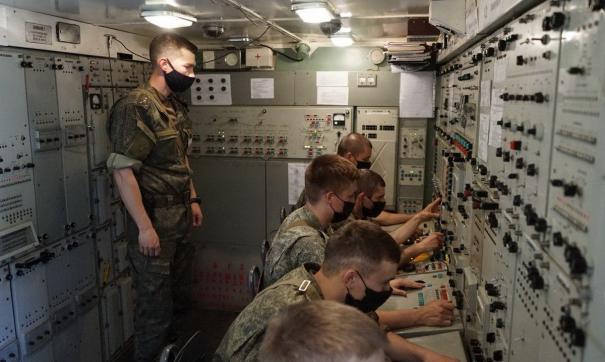 Зенитчики ЦВО провели последние учения боевых расчетов