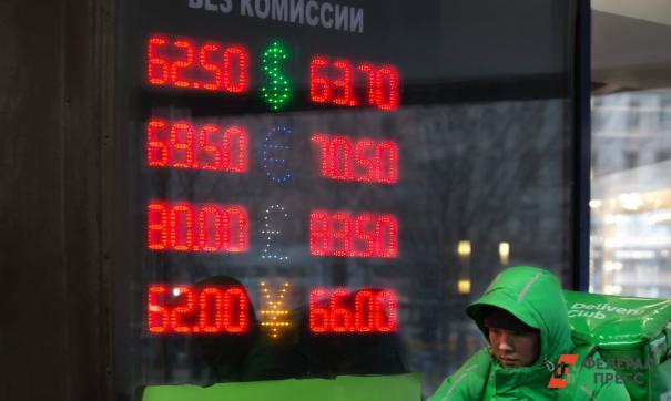 Тренд на ослабления рубля остается устойчивым