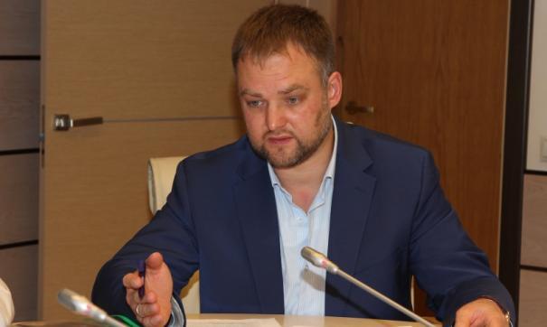 Иван Волков намерен баллотироваться по округу № 3
