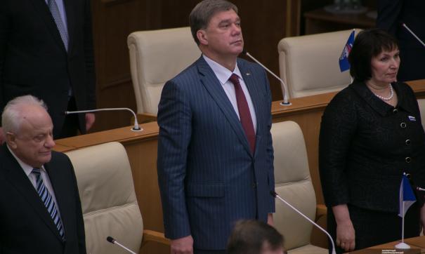Алексей Кушнарев работает в заксобрании уже второй срок