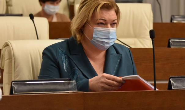 Итоги 2019 года представила министр здравоохранения Оксана Мелехова