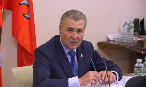 Кузнецов 20 лет возглавлял Пермский район