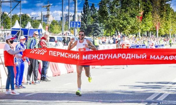 Марафон проводится в Перми для популяризации здорового образа жизни