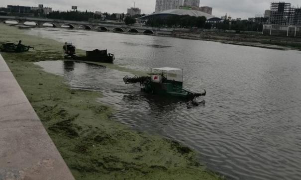 Очистка реки Миасс может вылиться в уголовное дело