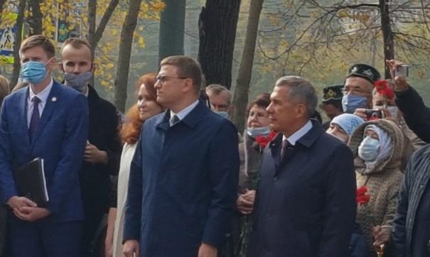 Минниханов прибыл в Челябинск