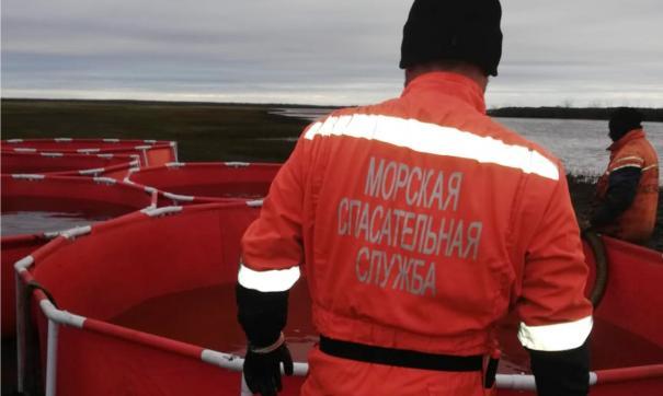 В мае в Норильске произошел разлив дизельного топлива