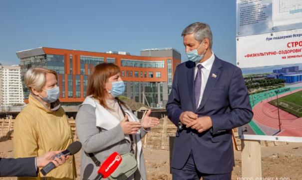 В 2022 году в Вологде откроется ледовый дворец на тысячу мест