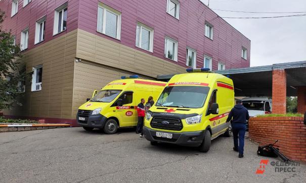 В профсоюзе заявили, что медики БСМП в ситуации с Навальным сработали профессионально