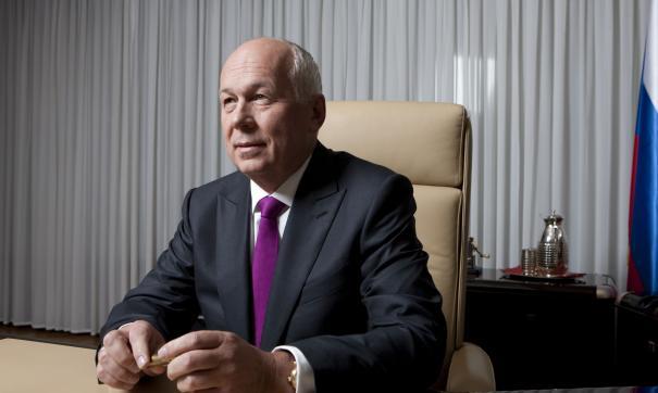 Сергей Чемезов