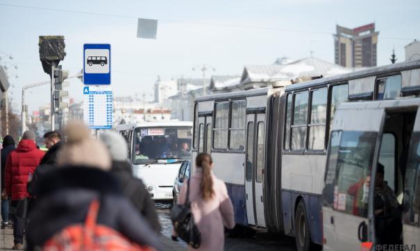 Власти Кургана из-за COVID-19 сократили число рейсовых автобусов