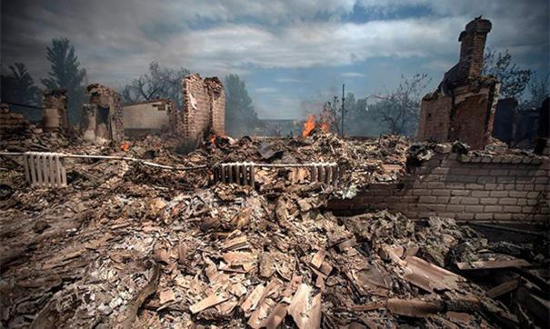 Киев назвал четыре условия для достижения мира в Донбассе