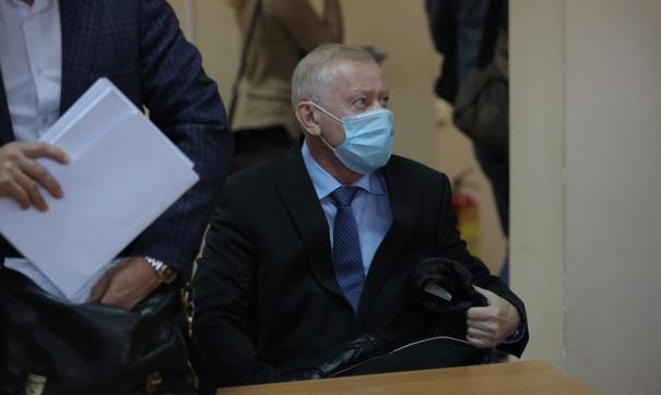В момент обысков в доме Евгения Тефтелева больше никого не оказалось
