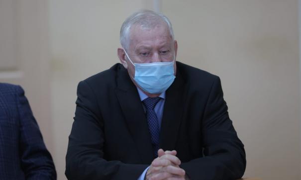 По уголовному делу Тефтелева ожидается выступление стороны защиты