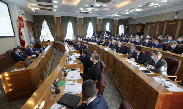 Все изменения были одобрены депутатами ЗСО