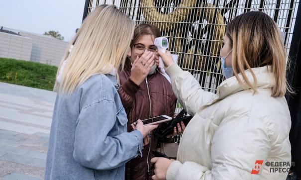 В Свердловской области растет заболеваемость коронавирусом