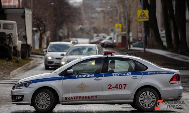 Сотрудниками ФСБ задержан начальник ГИБДД Нижнего Тагила