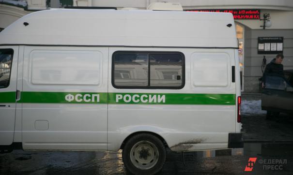 В Екатеринбурге судебные приставы арестовали у должников БМВ и «Крайслер»