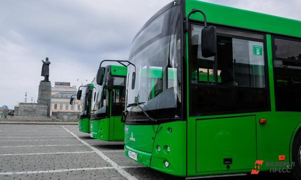 В Екатеринбурге увеличат на линиях число новых автобусов