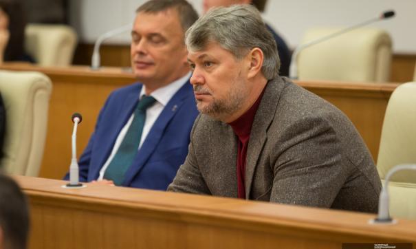 Чьи амбиции круче? Депутат с «Таганского ряда» Анатолий Никифоров